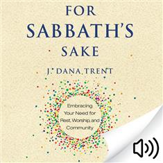 For Sabbath's Sake Audio Book