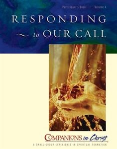 Responding to Our Call, Participant's Book, Vol. 4