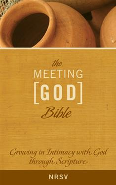 The Meeting God Bible