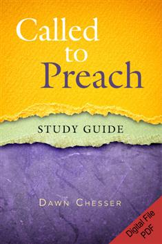 Called To Preach Study Guide