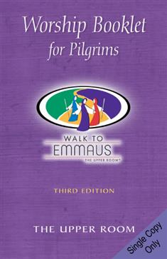 Emmaus Worship Booklet Single