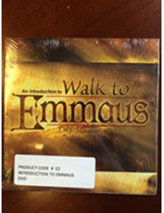 Introduction To Emmaus Dvd