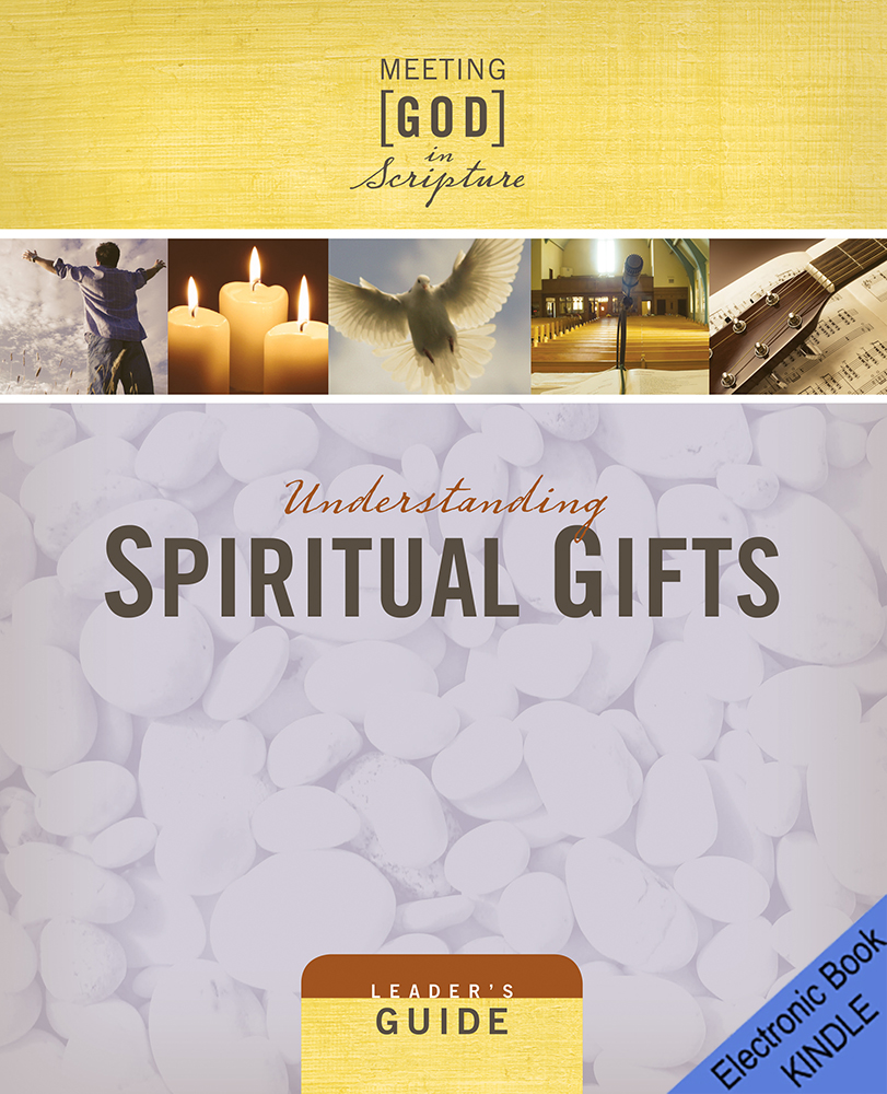 Understanding spiritual gifts participants workbook print book understanding spiritual gifts leaders guide negle Images