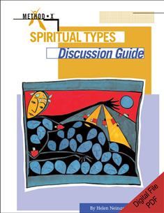 MethodX Spiritual Types Discussion Guide
