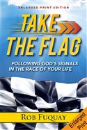 Take the Flag Enlarged Print