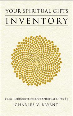 Your Spiritual Gifts Inventory Print Book Charles V. Bryant ...