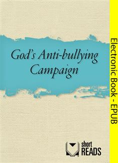 God's Anti-bullying Campaign