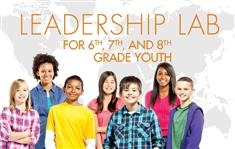 Leadership Lab for 6th, 7th, and 8th Grade Youth (Flash Drive)