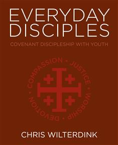 Growing Everyday Discipleship - Covenant Discipleship with Children Book Cover