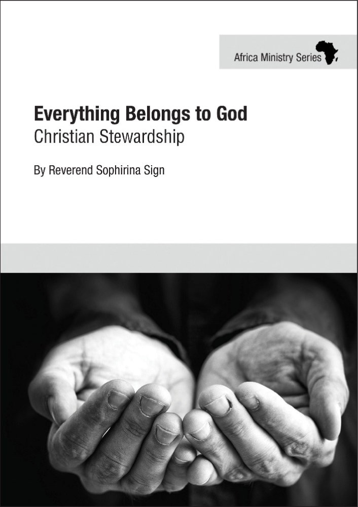 Everything Belongs to God book cover