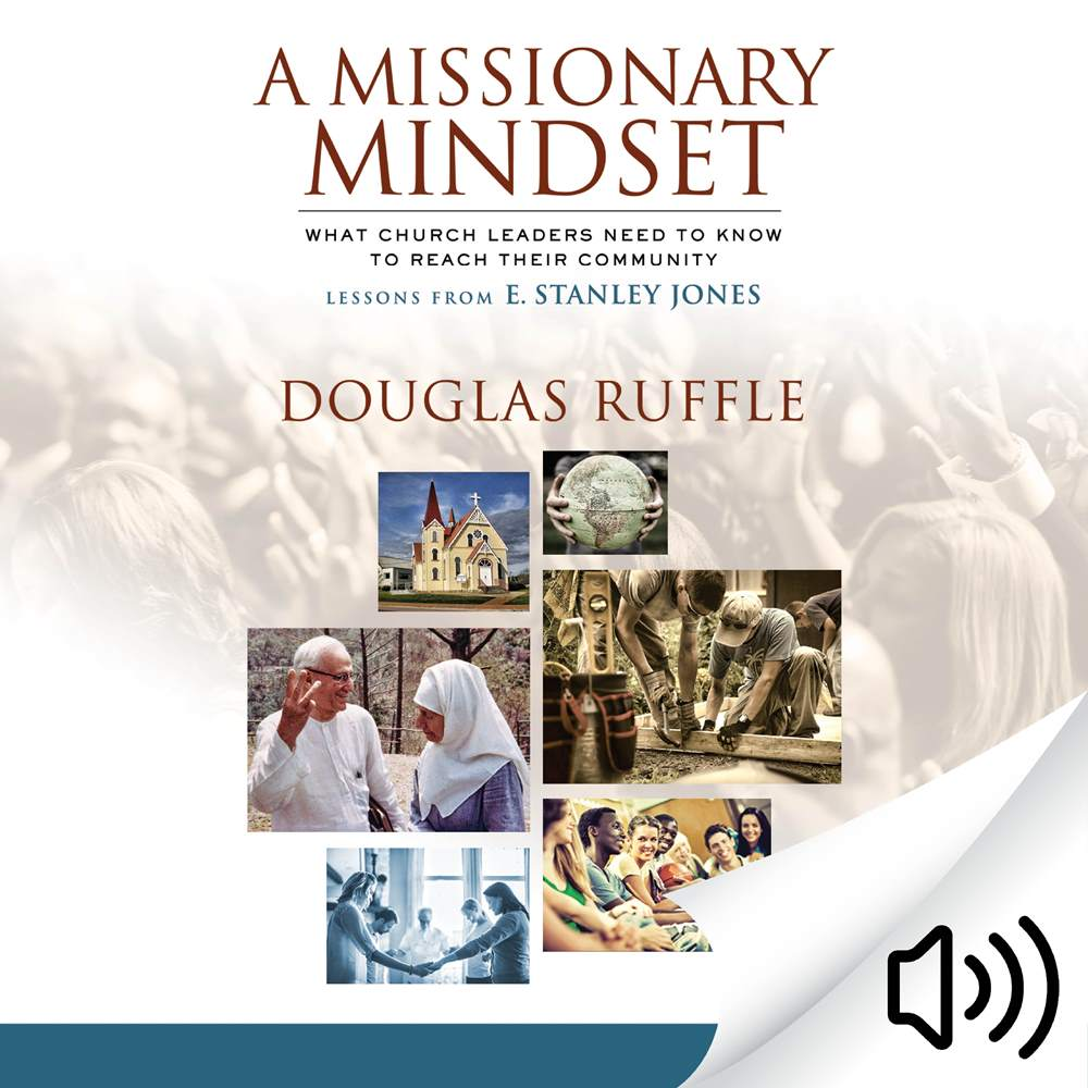 A Missionary Mindset (Audio MP3s)Individual Chapters and Compressed Zip File