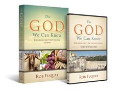The God We Can Know Small Group Package